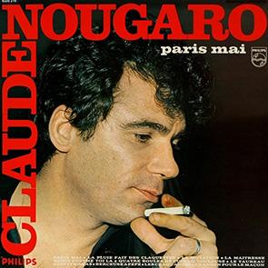 Claude Nougaro – Paris mai