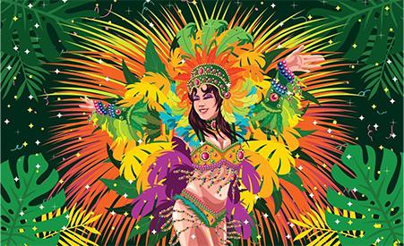 playlist samba