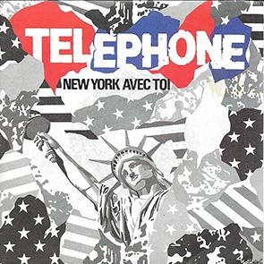 TELEPHONE New York avec toi