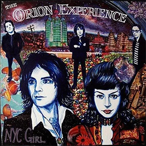 THE ORION EXPERIENCE – NYC Girl