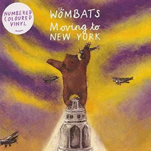 Soirée à thème THE WOMBATS – Moving to New York